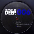 Chymera 'The Rumours Of My Demise EP' (Komplex De Deep) / KDD006