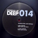 Master H feat Alice Orpheus 'I Am A Drifter Who Can't Let Go' (Komplex De Deep) / KDD014