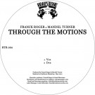 Franck Roger, Mandel Turner 'Through The Motions' (Real Tone) / RTR060